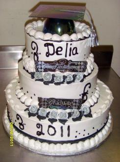 Gradutaion Cakes